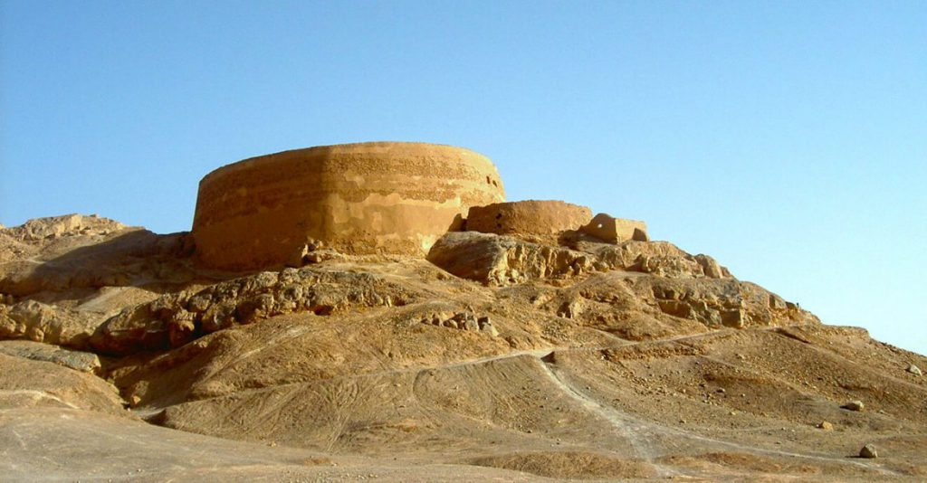 zoroastrian-temple