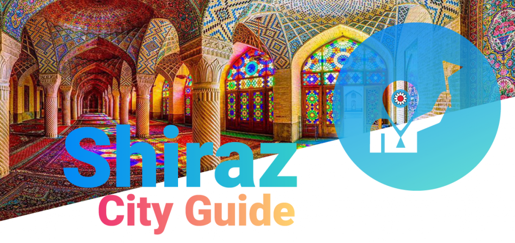 shiraz city tour guide
