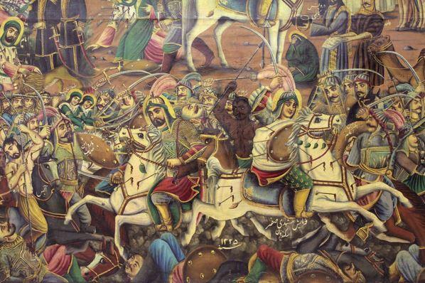 history of taziyeh