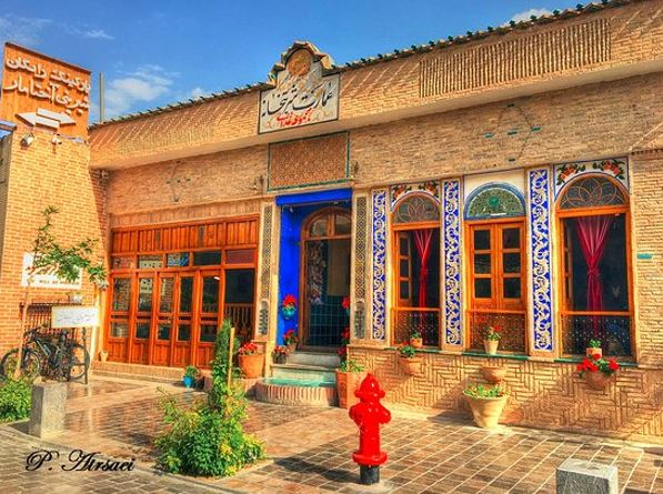 isfahan travel guide map
