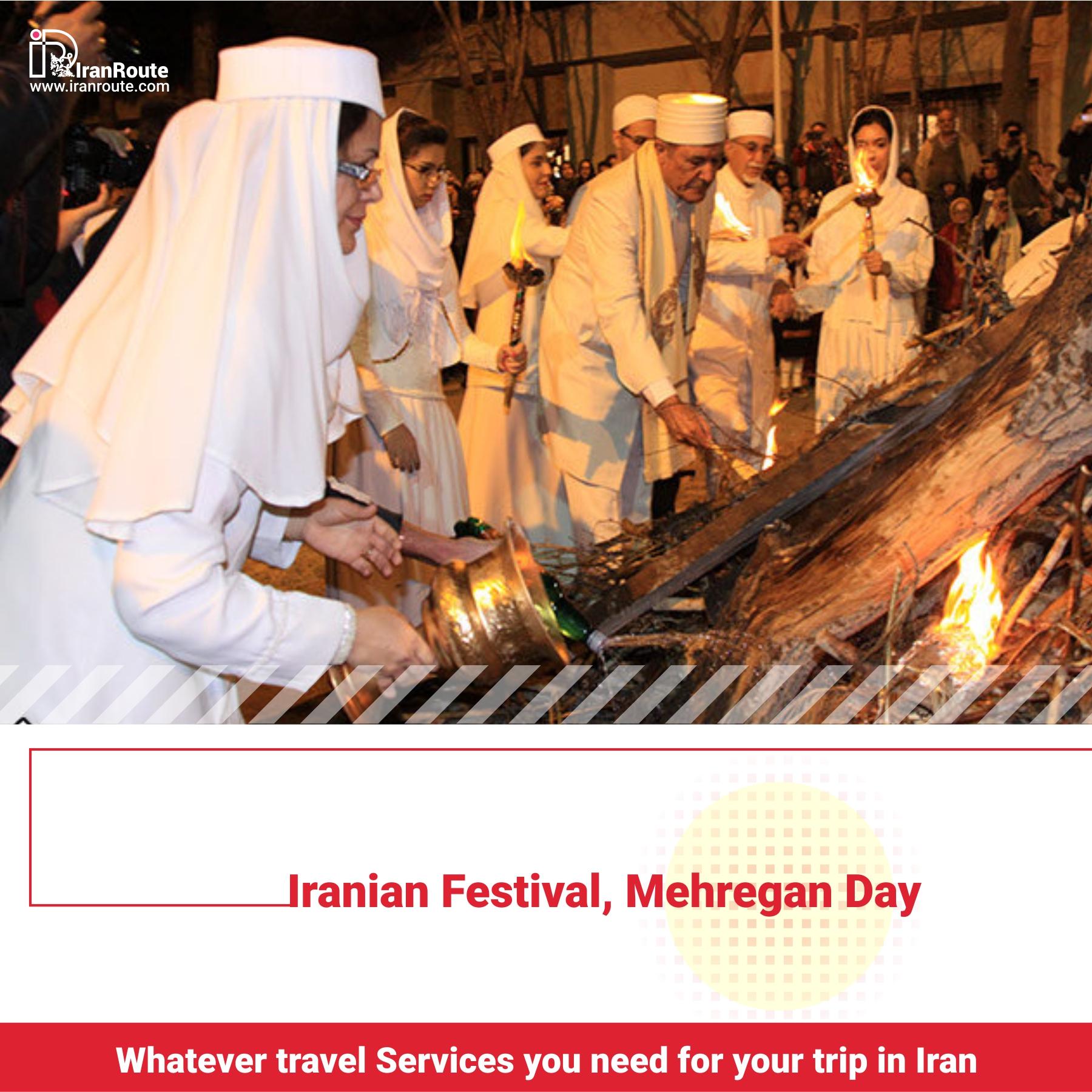 Mehregan: The Autumn Festival of Harvest from Ancient Persia