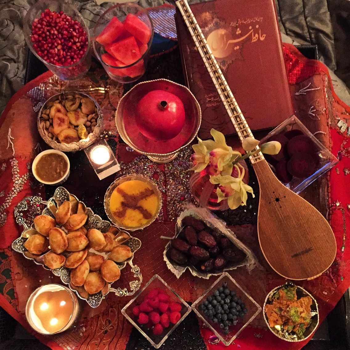 Yalda Night (Shabe Yalda): Iranians Celebrating the Longest Night of the Year