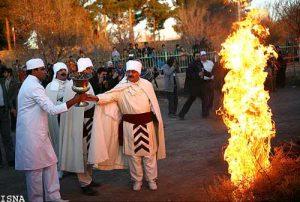 Zoroastrian-festival-Iran