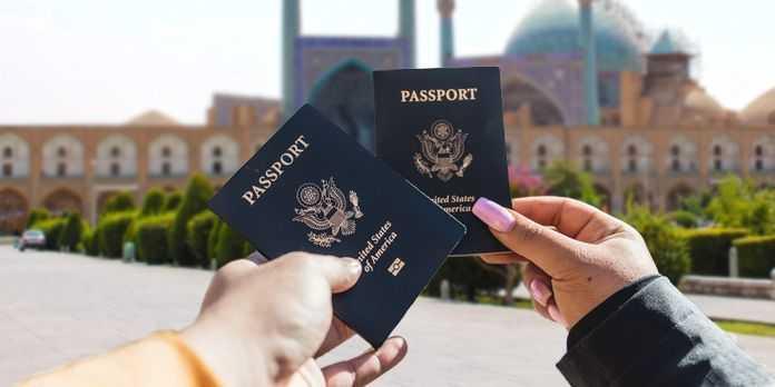 Iran visa for us-UK-Canadian citizensn-