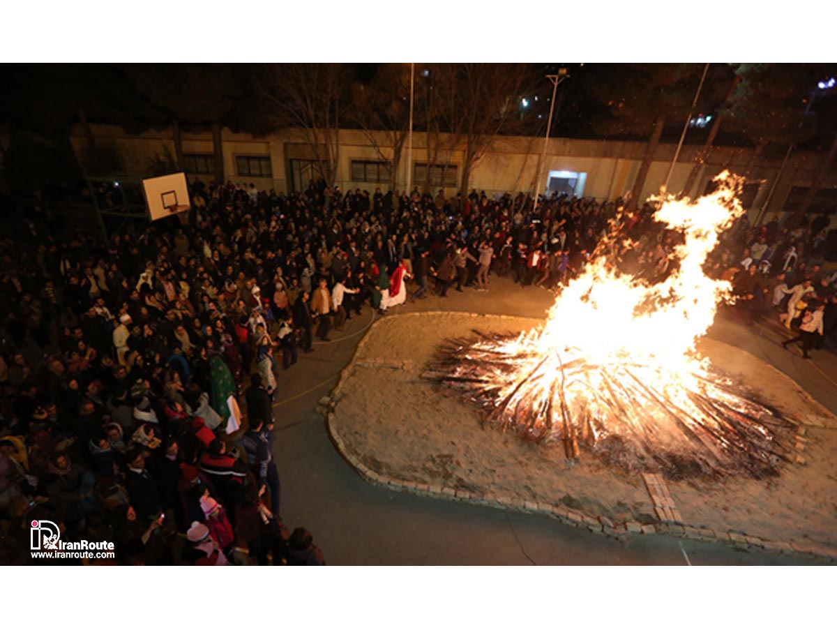 Sadeh Festival: One of the Ancient Iranian Winter Festivals