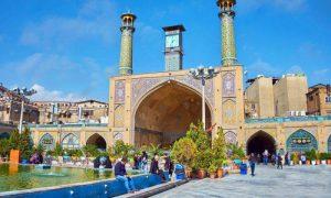 tehran-shah-mosque