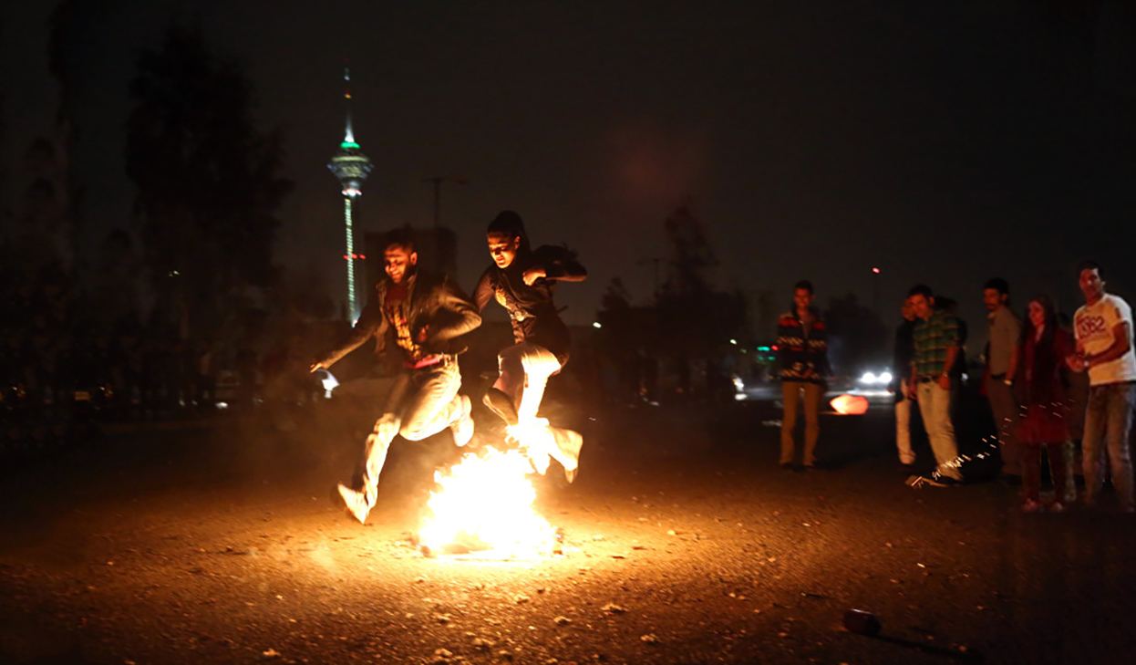 Chaharshanbe Suri:The Biggest Iranian Fire Festival